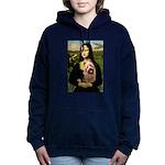 5.5x7.5-Mona-AussieTERRIER.PNG Hooded Sweatshirt