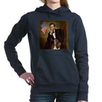 TILE-Lincoln-Basset2.png Hooded Sweatshirt