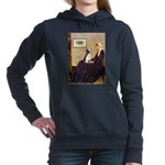 TILE-WMOM-Beagle2.png Hooded Sweatshirt