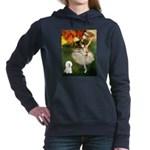 8x10-Dancer1-Bichon1.png Hooded Sweatshirt