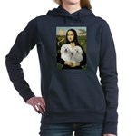 MONA-Bolognese PAIR.png Hooded Sweatshirt