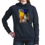 card-Cafe-Borzoi1b.png Hooded Sweatshirt