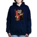 TILE-Lady-Boxer5-Brindle.png Hooded Sweatshirt