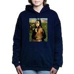 5.5x7.5-Mona-fawnBRIARD.PNG Hooded Sweatshirt
