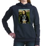 5.5x7.5-Mona-Catahoula.PNG Hooded Sweatshirt