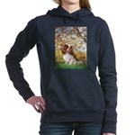 TILE-SPRING-Cav2B.png Hooded Sweatshirt