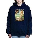5.5x7.5-Venus-PuffCrested5.PNG Hooded Sweatshirt