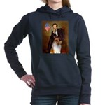 MP-Lincoln-Collie1.png Hooded Sweatshirt