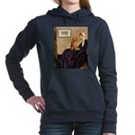 MP-WMom-DachsLHSble.png Hooded Sweatshirt