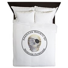 Renegade Physician Queen Duvet