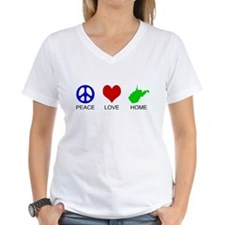 Peace Love Home Shirt