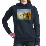 SAILBOATS2-Dobie-Red-Sheenasit.png Hooded Sweatshi
