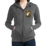 WINDFLOWERS-Dobie-Red-8.png Zip Hoodie