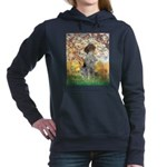 MP-SPRING-GermanSHPointer.png Hooded Sweatshirt