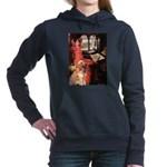 SFP-Lady-GoldBanj.png Hooded Sweatshirt