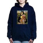 8x10-Mona-Gold-Banj.png Hooded Sweatshirt