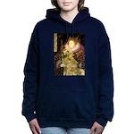 MP-QUEEN-Golden-Banjo-light.png Hooded Sweatshirt