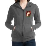 MP-ANGEL1-ItalianGreyhound7.png Zip Hoodie