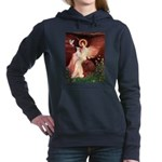 MP-ANGEL1-ItalianGreyhound7.png Hooded Sweatshirt