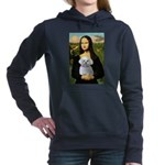 MONA-Maltese-Rocky.png Hooded Sweatshirt