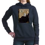 10x14-WMom-Maltese9.png Hooded Sweatshirt