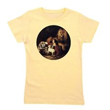 the tamer rnd Girl's Tee
