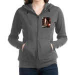 Accolade-card-Apricot Poodle.png Zip Hoodie