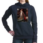 Accolade-card-Apricot Poodle.png Hooded Sweatshirt