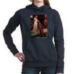 Poodle (8S) - The Accolade.png Hooded Sweatshirt