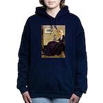 5.5x7.5-WMom-Pood-Silver2.PNG Hooded Sweatshirt