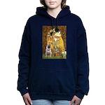 MP-KISS-Pug1.png Hooded Sweatshirt