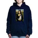 5.5x7.5-Mona-RatT1.png Hooded Sweatshirt