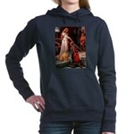 Rhodesian Ridgeback 2 - The Accolade.png Hooded Sw