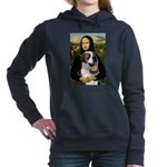 card-Mona-StBernard2.png Hooded Sweatshirt