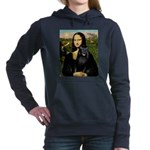 MP-MONA-Schipperke5.png Hooded Sweatshirt