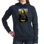 Schippoerke 2 - Mona Lisa.png Hooded Sweatshirt