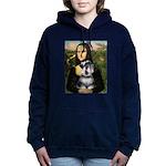 MP--Mona-Schnauzer6-C-Blk.png Hooded Sweatshirt