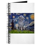 5.5x7.5-Starry-ScottishDeerhnd.PNG Journal