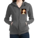 Scottish Terrier (W5) - Queen.png Zip Hoodie