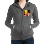 5.5x7.5-Cafe-Scotty3.png Zip Hoodie