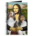 Mona Lisa / 2 Shelties (DL) Journal