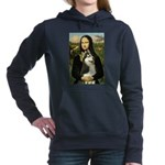 Card-Mona-SibHusky3.png Hooded Sweatshirt
