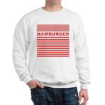 Hamburger Sweatshirt
