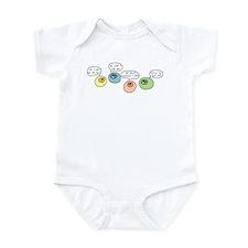 T Cell Wars Infant Bodysuit