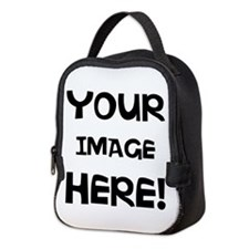 Customizable Image Neoprene Lunch Bag