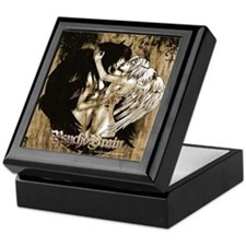 yaoi angel & demon Keepsake Box