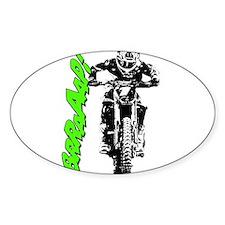 bike brap Decal