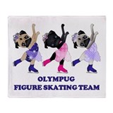 Figure skating blanket Blankets