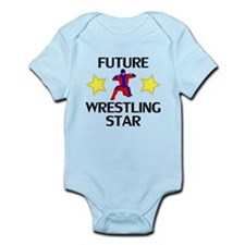 Future Wrestling Star Body Suit