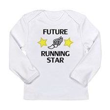 Future Running Star Long Sleeve T-Shirt